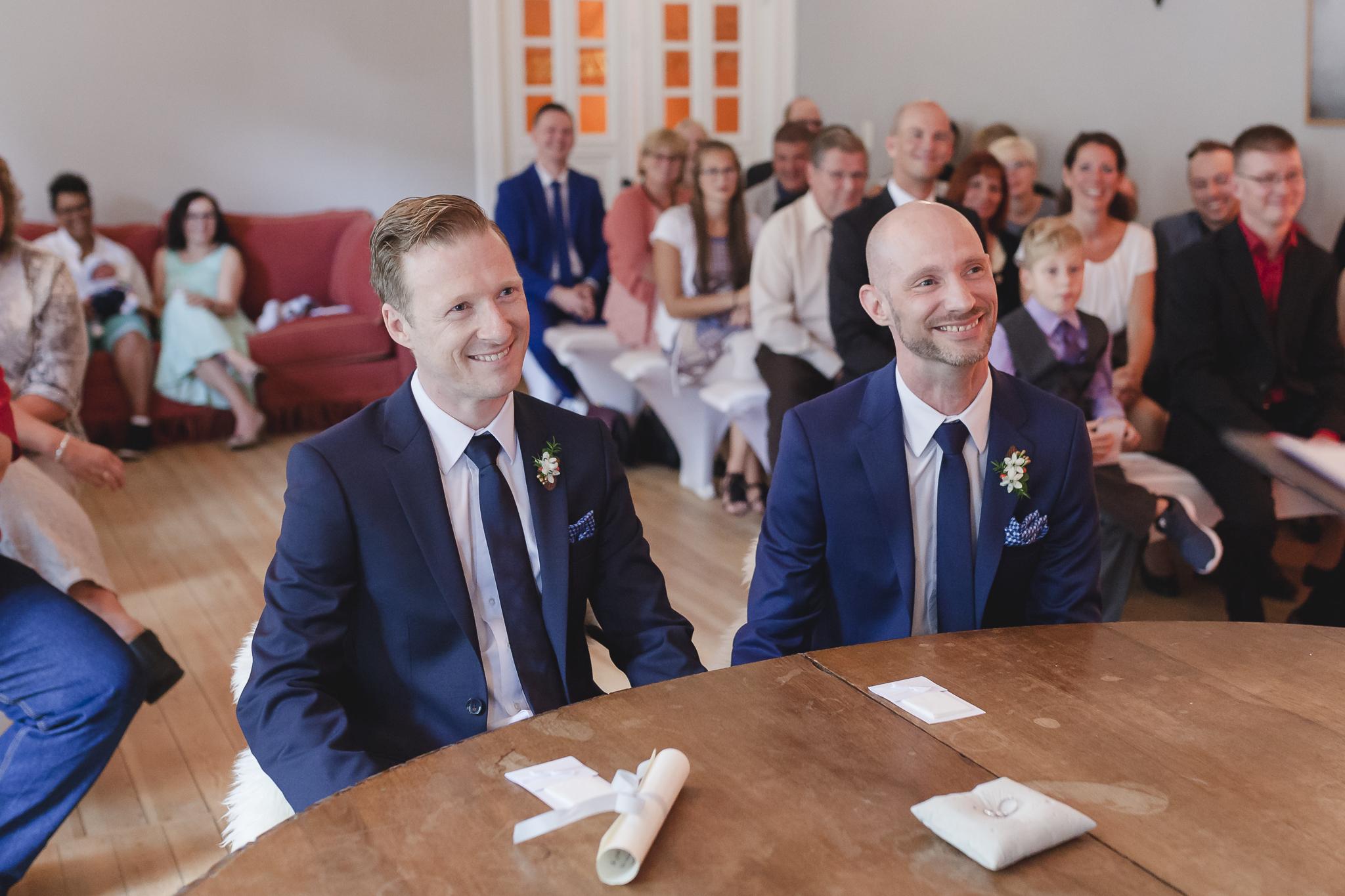 Hochzeitsfotograf Hamburg - gleichgeschlechtliche Hochzeit