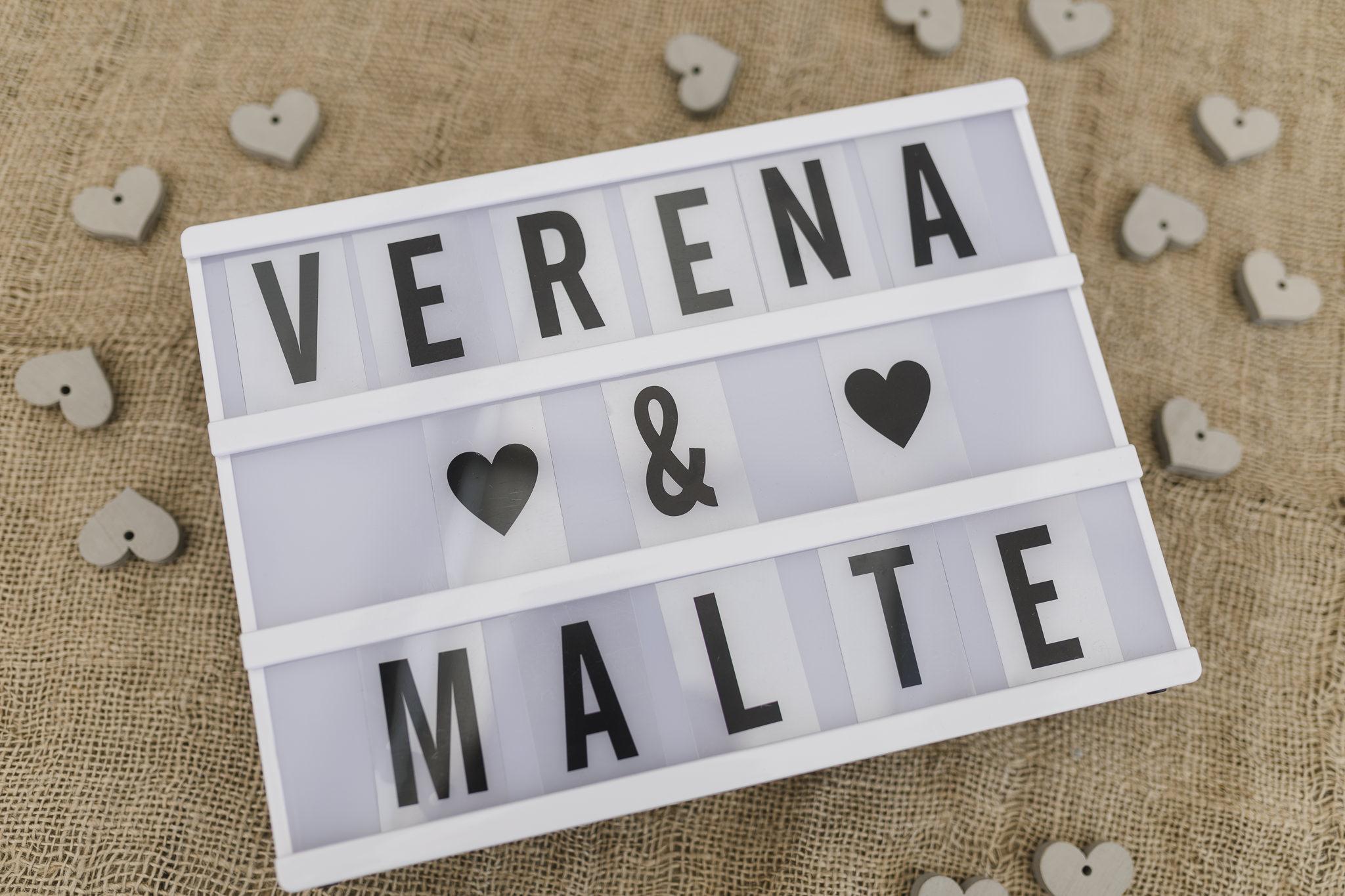 Hochzeitsfotograf Hamburg - Hochzeit Verena und Malte - 1