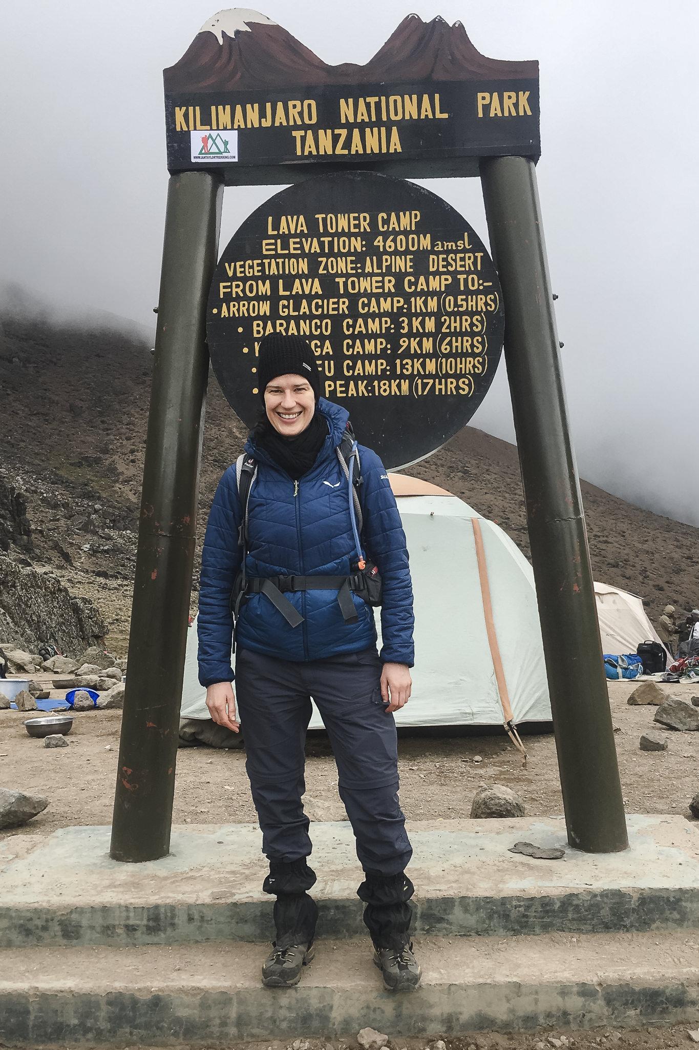 Kilimanjaro - 100