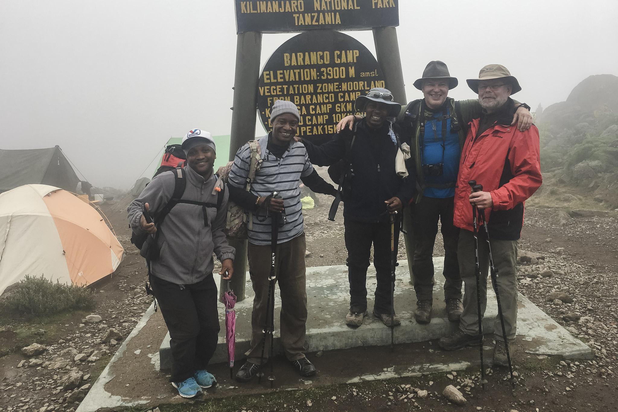 Kilimanjaro - 117