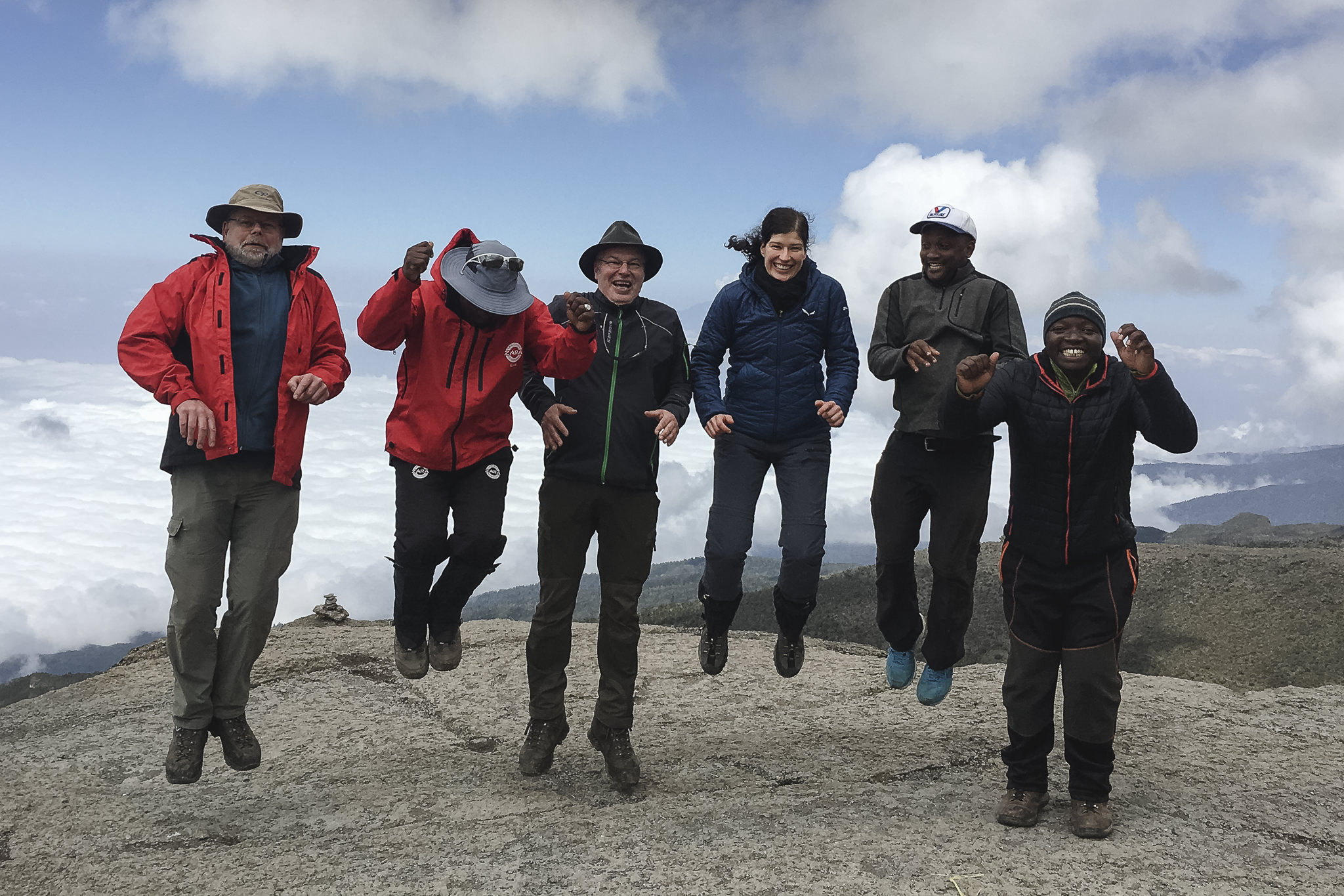 Kilimanjaro - 150