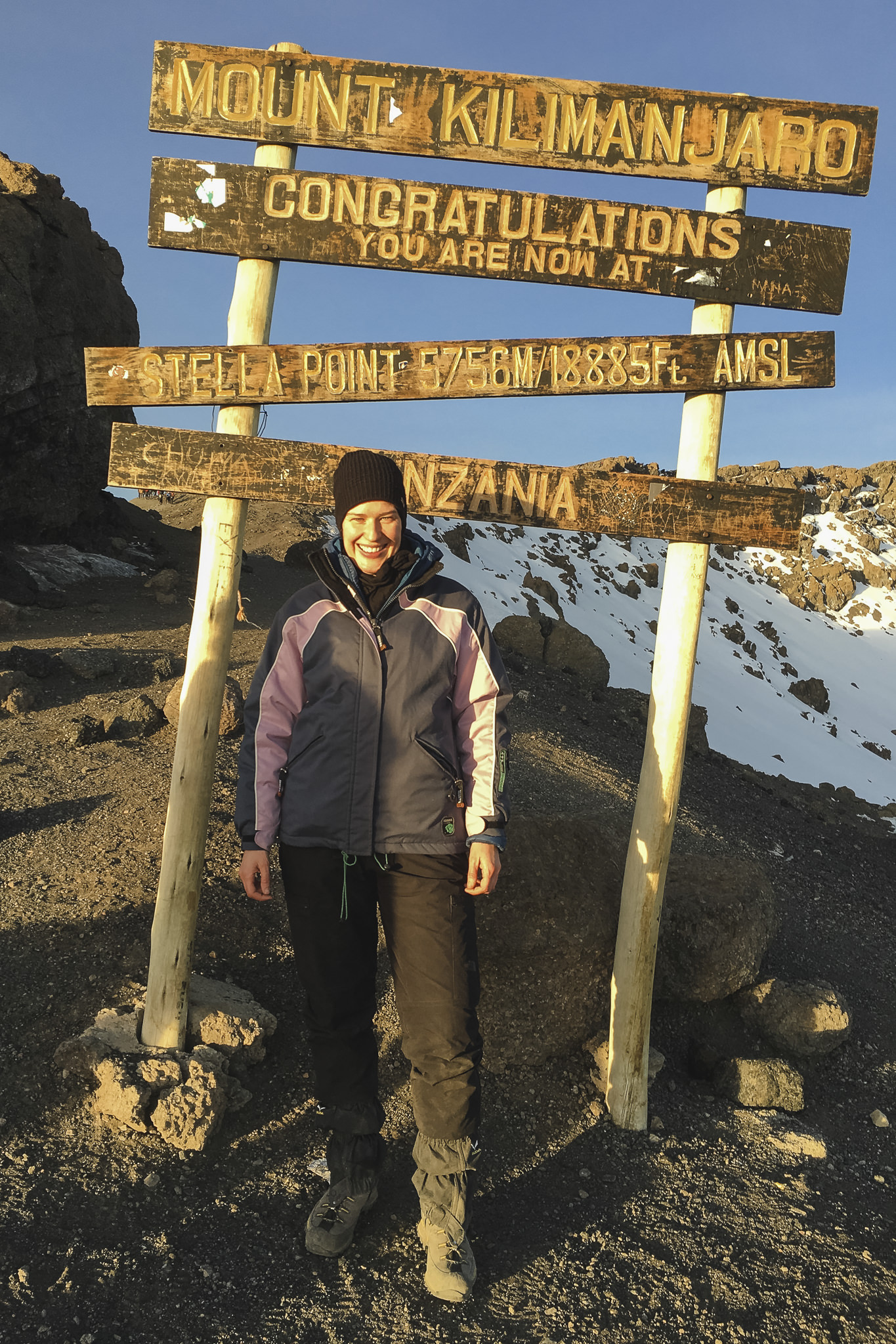 Kilimanjaro - 217