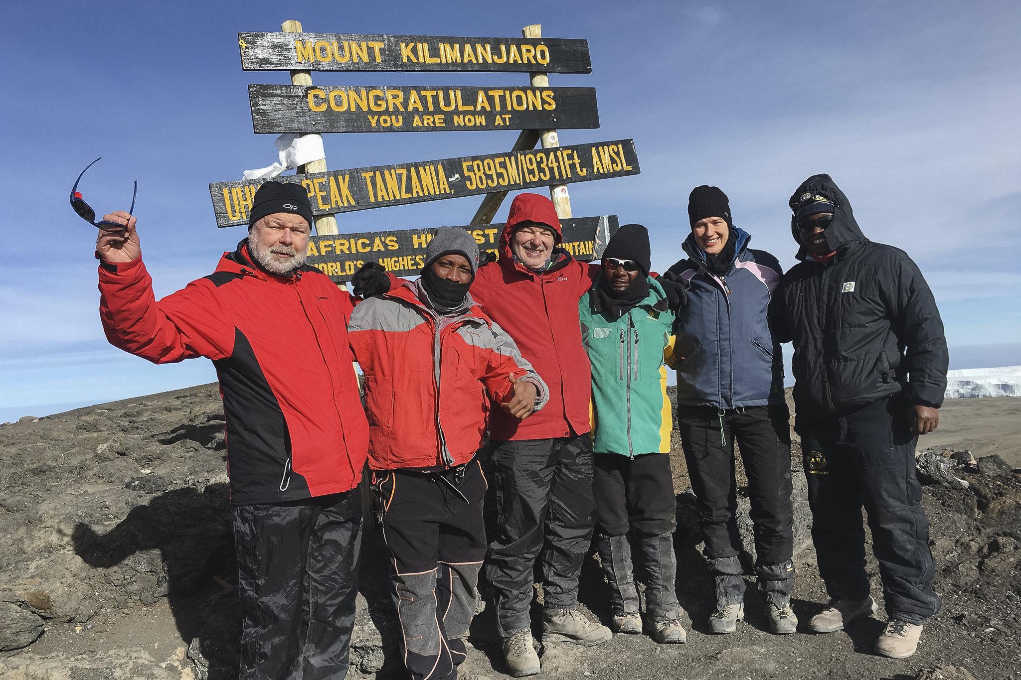 Kilimanjaro - 223