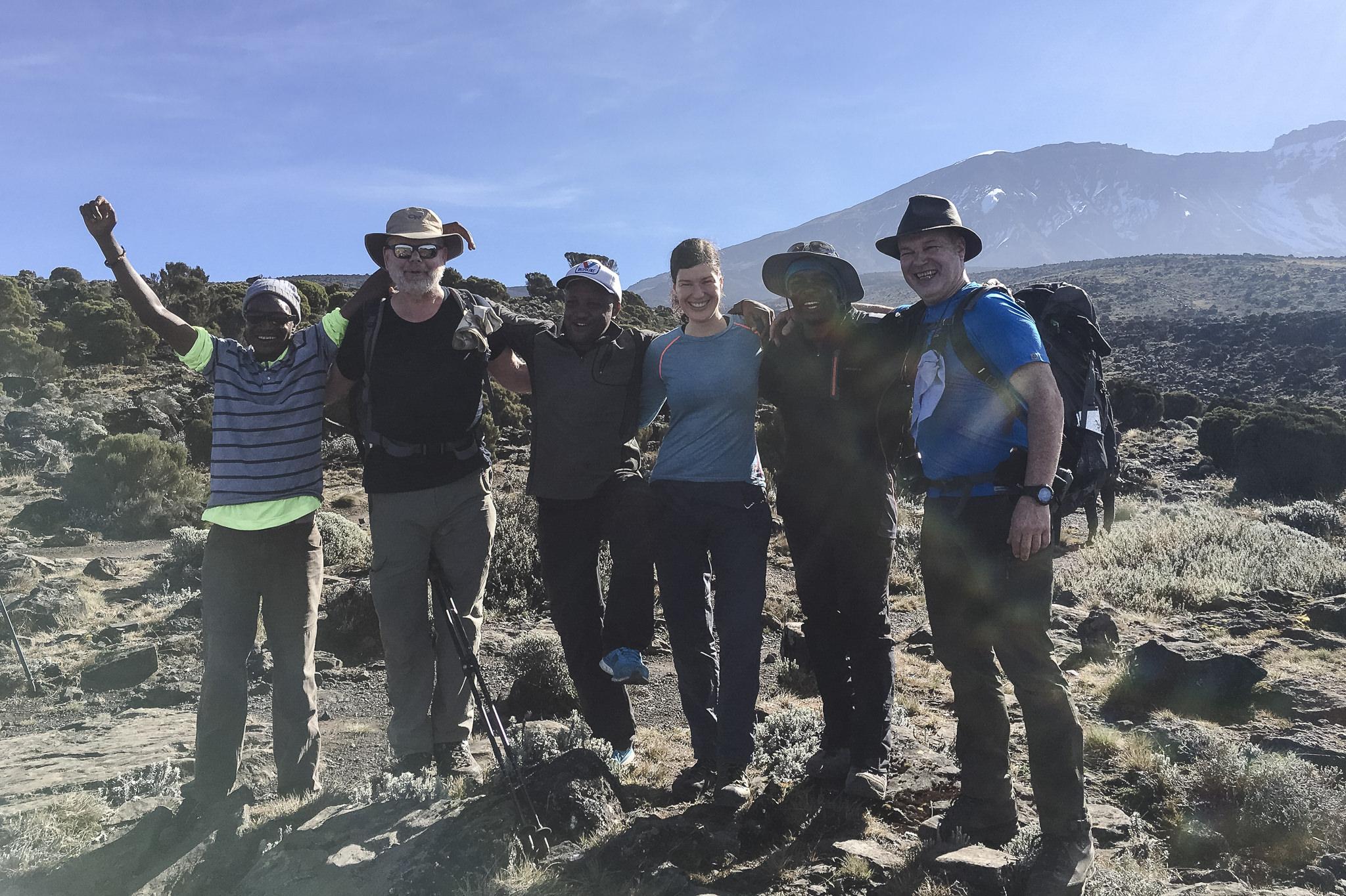 Kilimanjaro - 90