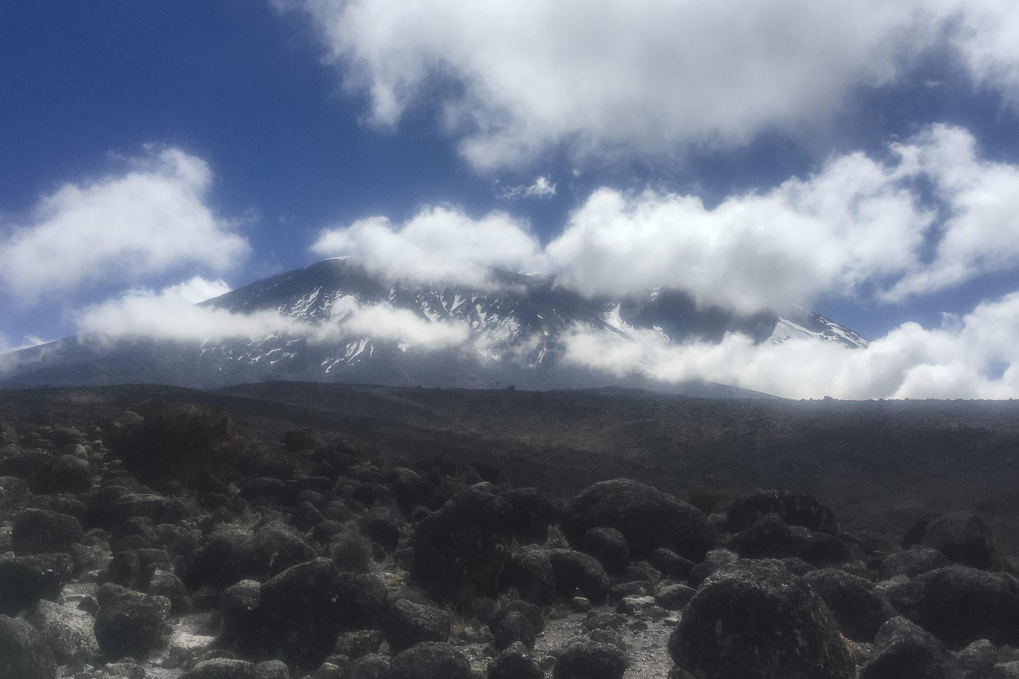 Kilimanjaro - 93